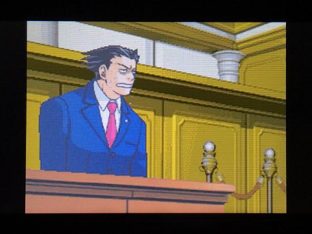 逆転裁判 北米版 オールドバグ、足掻きの証言4