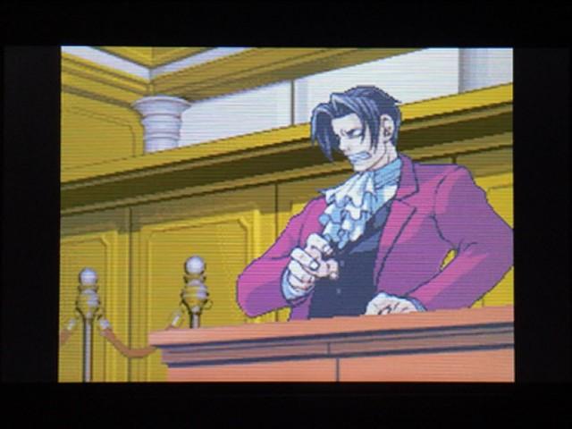 逆転裁判 北米版 オールドバグ、足掻きの証言5