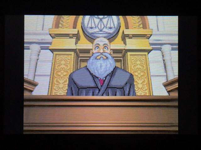 逆転裁判 北米版 オールドバグ、足掻きの証言6