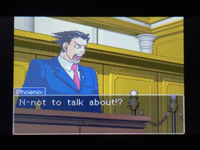 逆転裁判 北米版 オールドバグ、足掻きの証言11