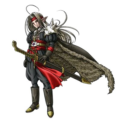 ドラクエ4 北米版 キャラクター プサロ