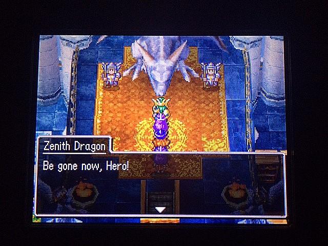 ドラクエ4 北米版 ゼニスドラゴンとプサロの目覚め32