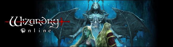 難攻不落の王道RPG『Wizardry Online』