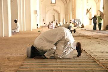 イスラムの祈り