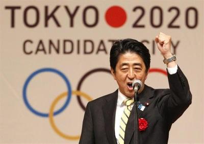 東京オリンピック総理演説-1