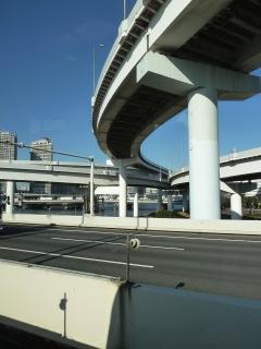 首都高速 有明JCT