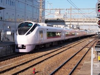 E657系 電車 特急「フレッシュひたち」