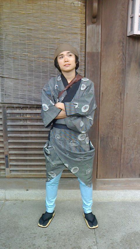 ON AIR#2640  kimono
