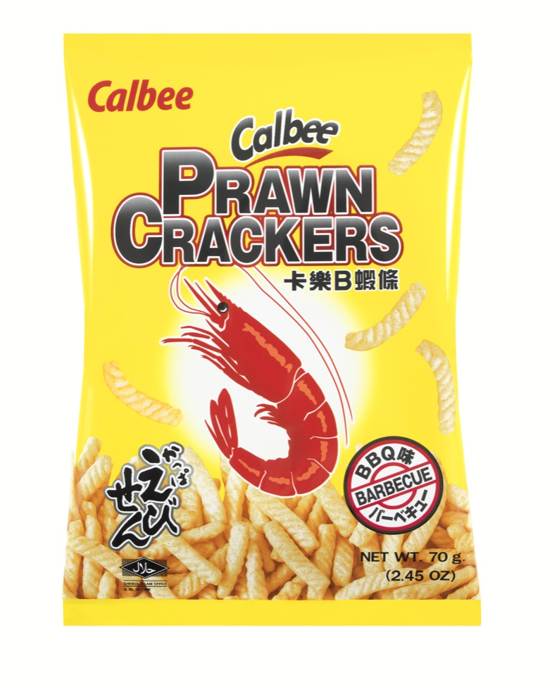 Calbee_Prawn_Cracker_BBQ70gx20_Moh_Seng_Importers_Singapore_Japanese_Snacks.jpg