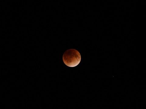 専門家「皆既月食が大地震を引き起こす可能性」 3.11の前後にも確認されているらしい...