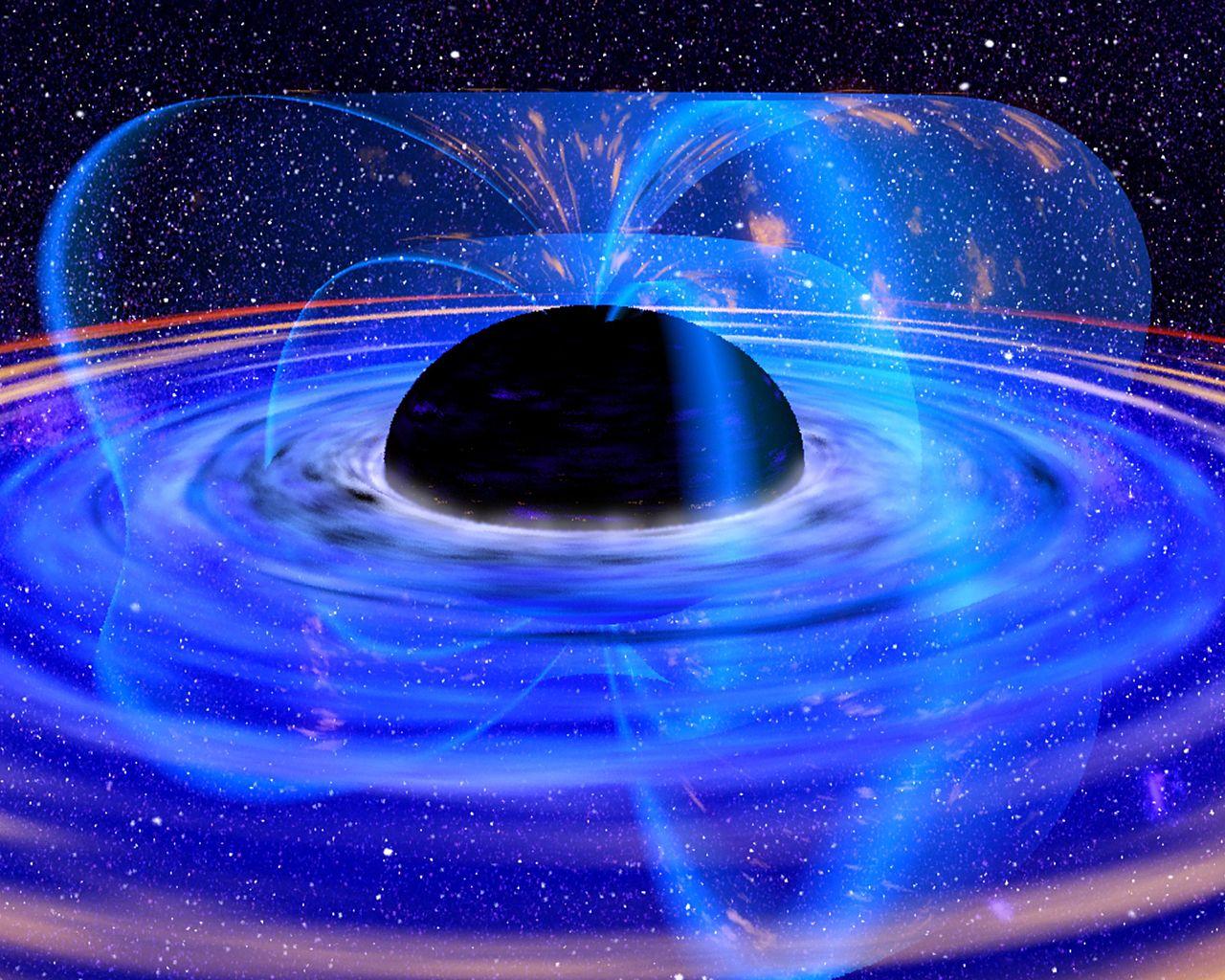 【ブラックホール】 宇宙は4次元? 4次元宇宙の超新星爆発で生まれた「特異点」こそが宇宙の正体