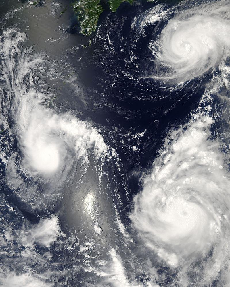 台風が来るたびに今年最強…本当に「最強」の台風は増えているのか?
