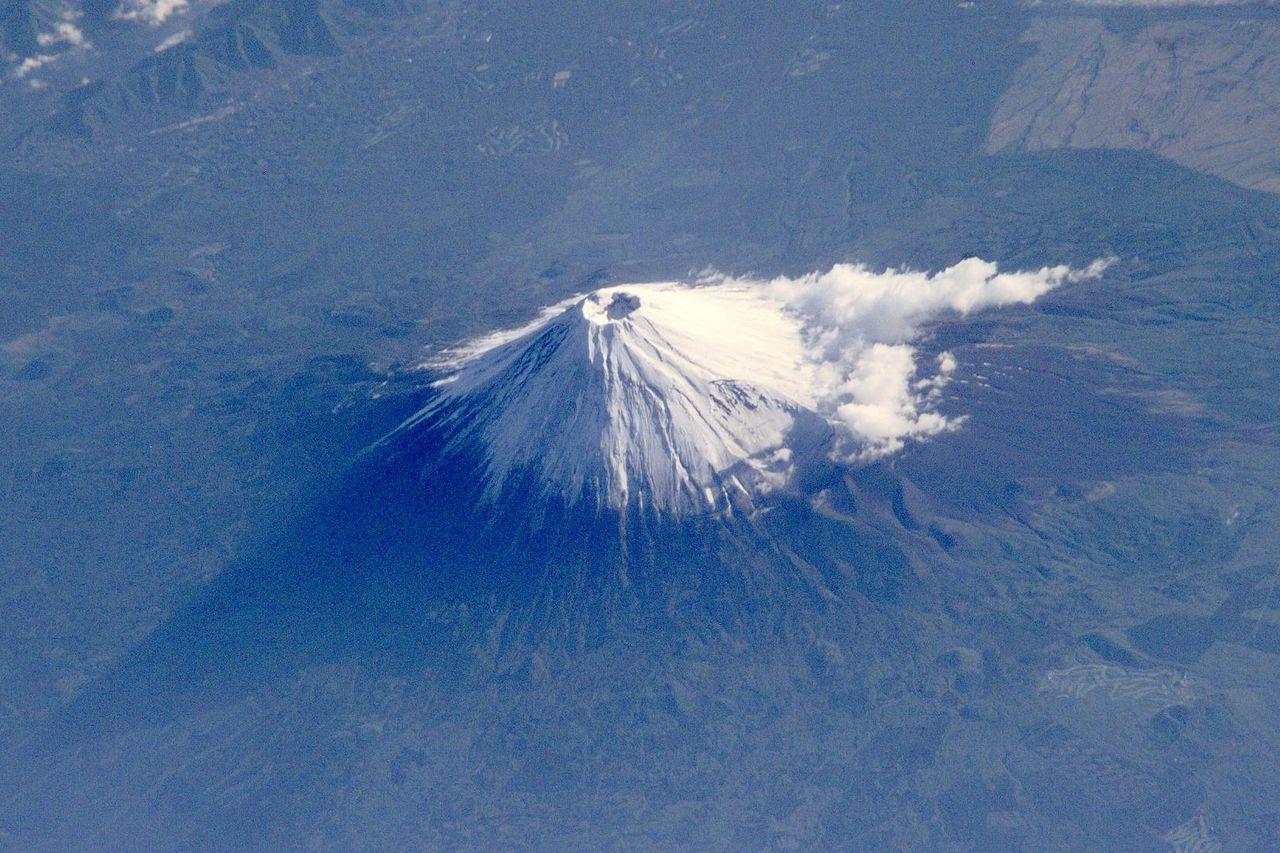御嶽山の噴火を受け、「富士山も避難対策の強化を」