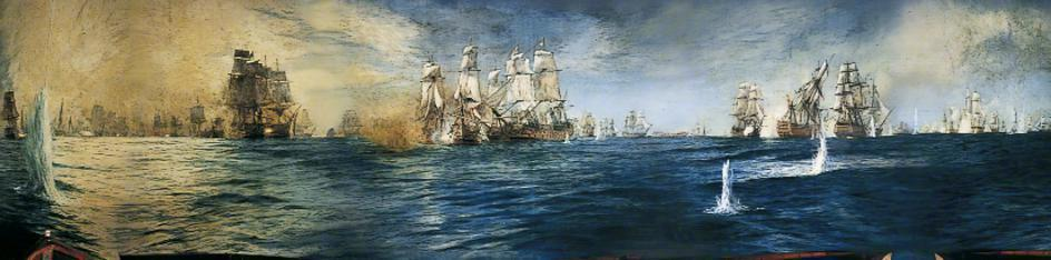 ターナーだけじゃない! 英国海洋画家ウィリアム・ライオネル ...