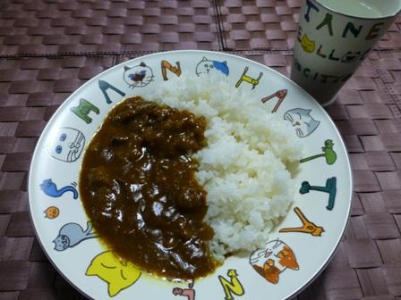 潮凪牛カレー8