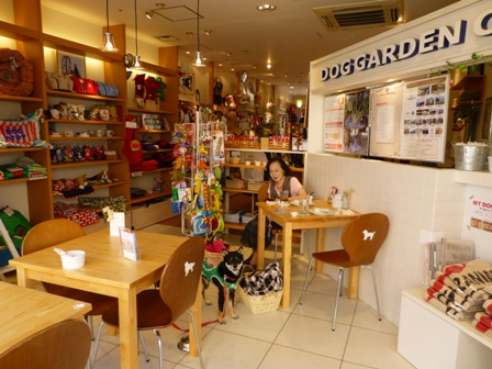 DOG GARDEN CAFE 箕面21