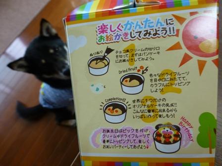 お絵かきケーキセット4