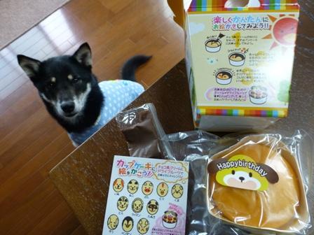 お絵かきケーキセット10