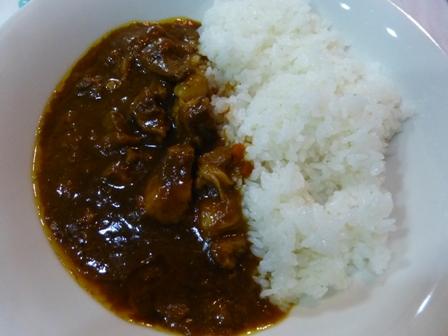 鳥取牛カレー6