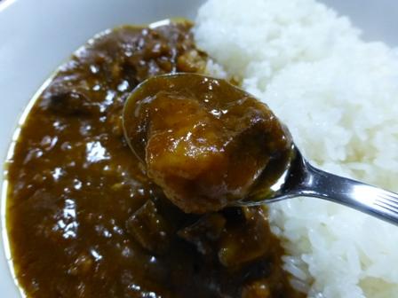 鳥取牛カレー7