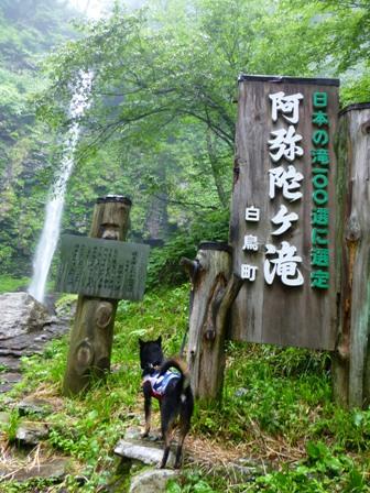 阿弥陀ヶ滝5