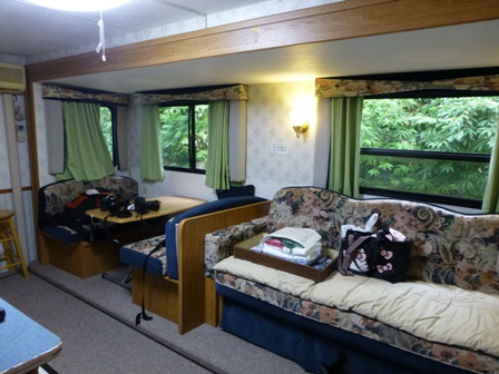 山水園トレーラーハウス12