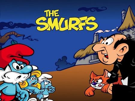 THE SMURFS3