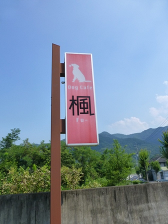 Dog Cafe 楓1