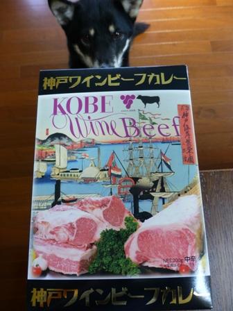神戸ワインビーフカレー2