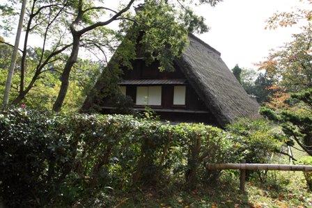 日本民家集落博物館9