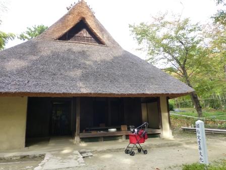 日本民家集落博物館19