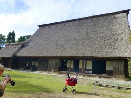 日本民家集落博物館20