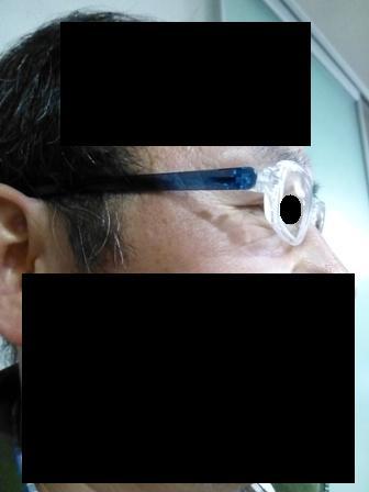 お風呂用メガネ11