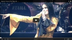 Nightwish - Phantom of the Opera [2014 01/14]