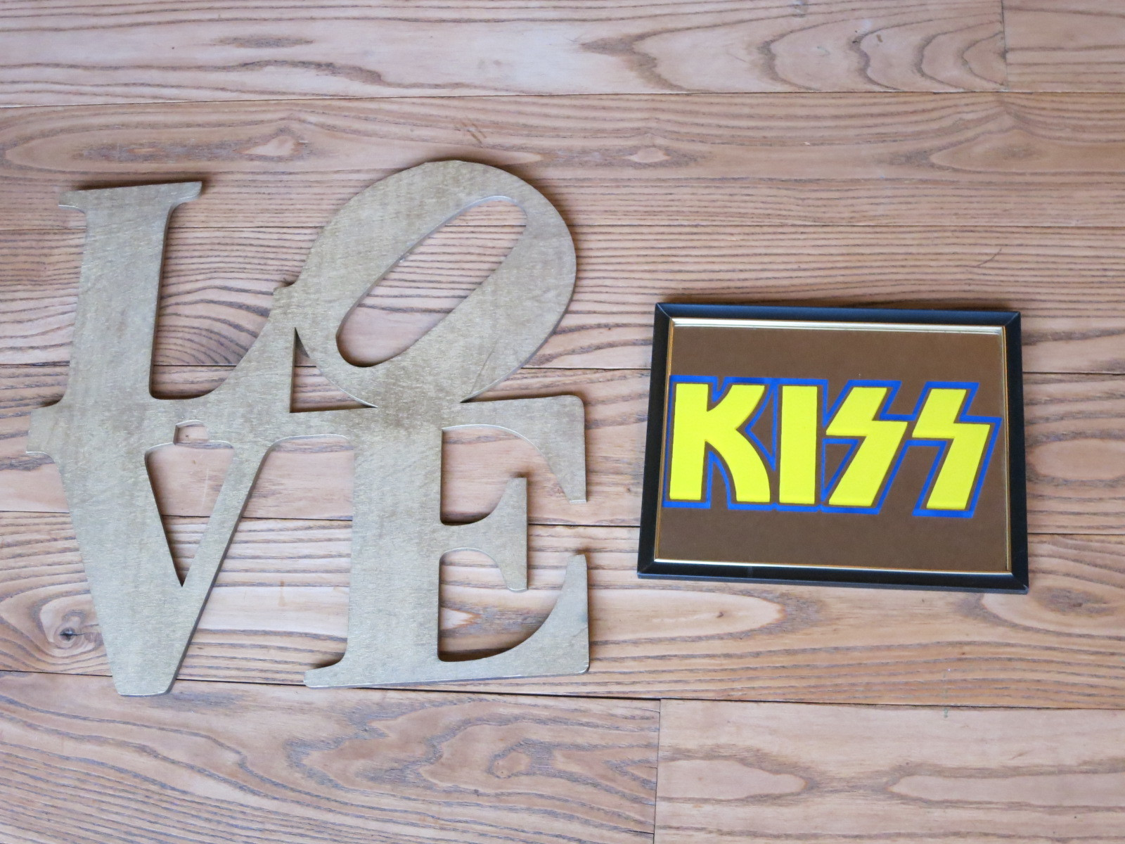 1801 アメリカ買い付け LOVE KISSミラー