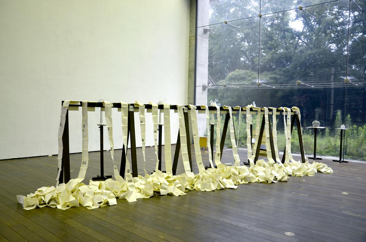 wip @ 東京藝術大学取手校地