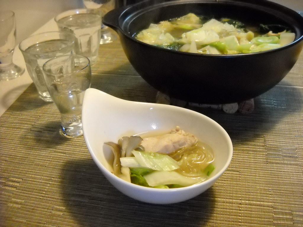 とりムネ鍋