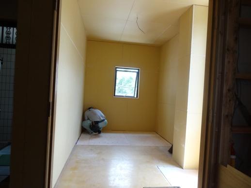Y邸改修工事~2階改修