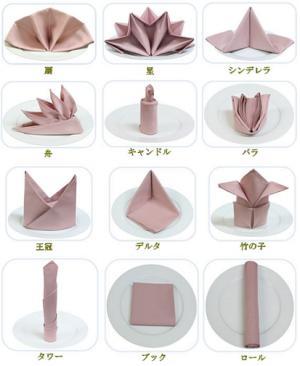 クリスマス 折り紙 紙ナプキン 折り方 : tssbridal.blog.fc2.com