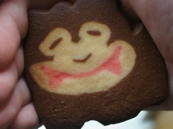 おやつのクッキー