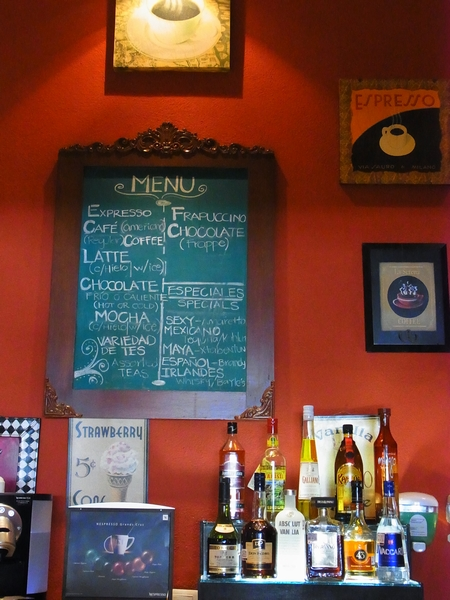 メキシコ流カフェ